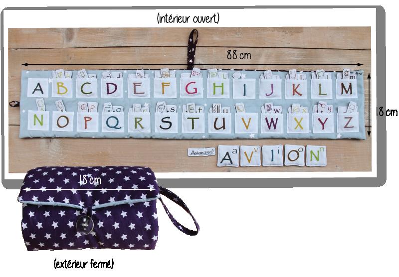 Baluchon alphabet 2
