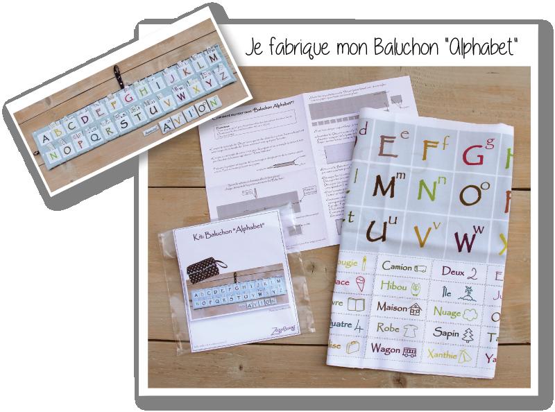 Baluchon alphabet