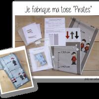 Kit toise pirates 1