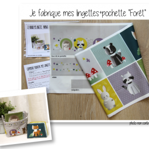Kit Lingettes