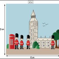 Londres 10x10