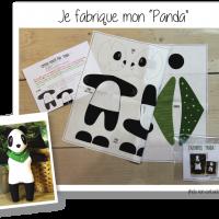 Photo kit panda