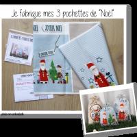 Photo kit pochettes noel gr 1