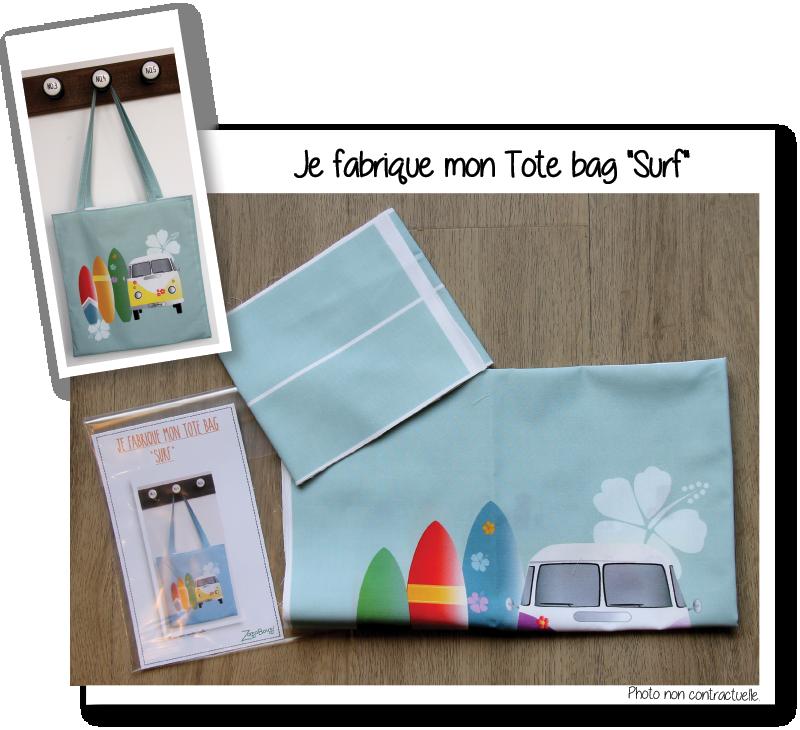 Photo kit tote surf 1