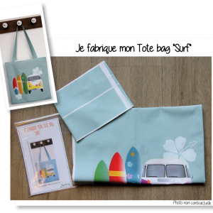 Kit Tote Bag