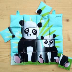 Photo puzzle pandas 2