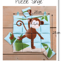 Photo puzzle singe