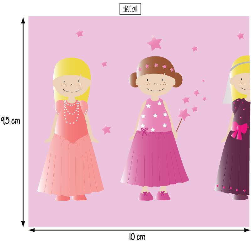 Princesses 10x10