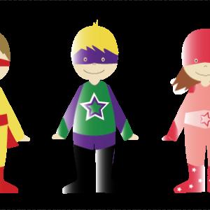 Personnages Super-Héros