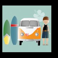 Surf 10x10